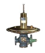 Raygas pressure regulator
