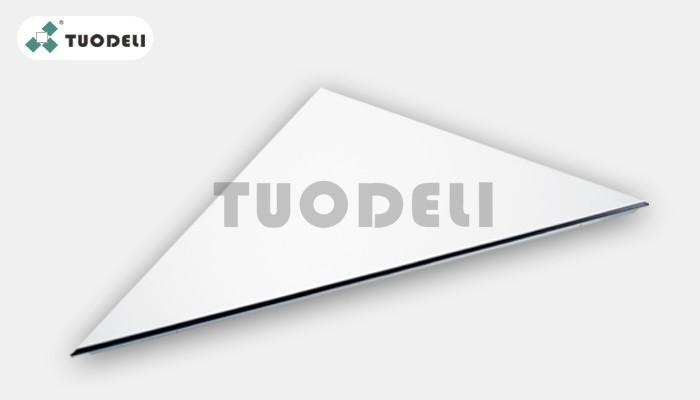 Reclaimed Metal Ceiling Tiles