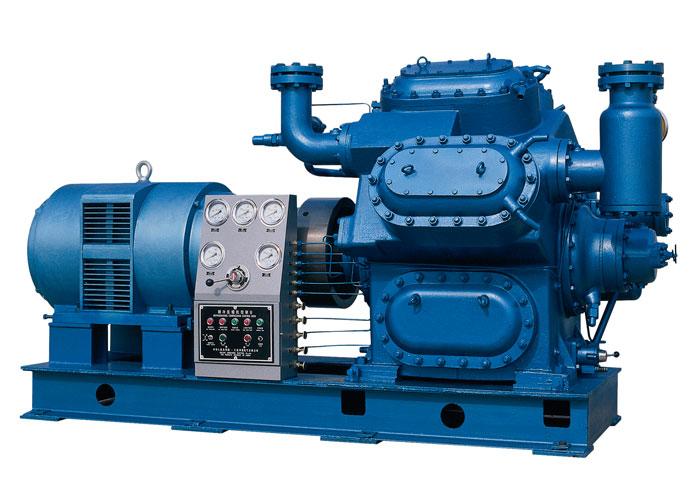 Ammonia Piston Compressor Unit